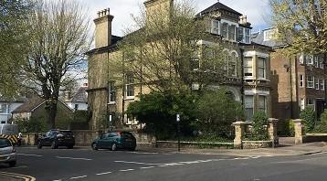3 Eaton gardens, Hove